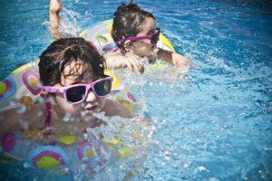 swim lessons for preschoolers