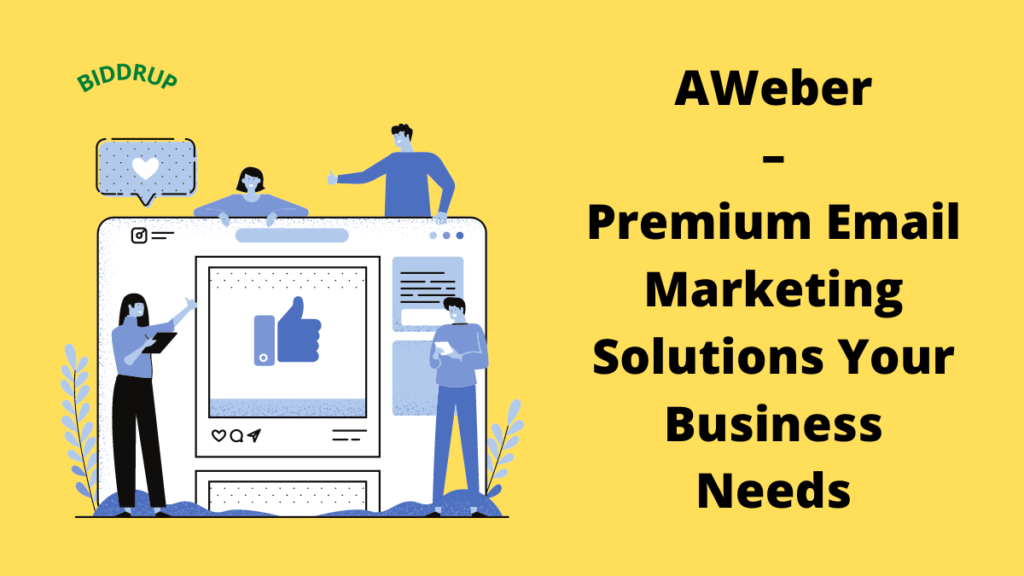 AWeber – Premium Email Marketing Solutions Your Business Needs