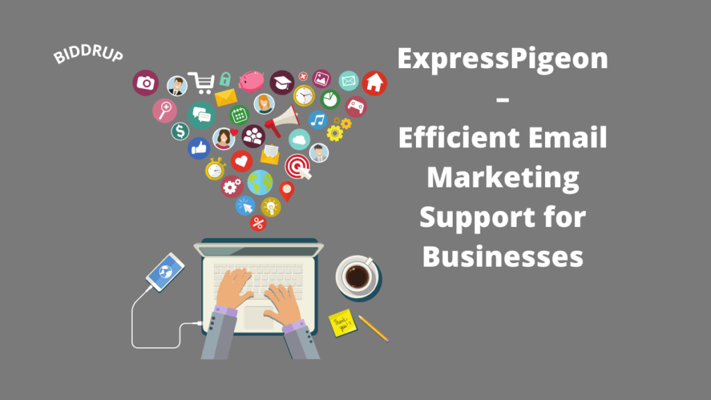 ExpressPigeon – Efficient Email Marketing Support for Businesses