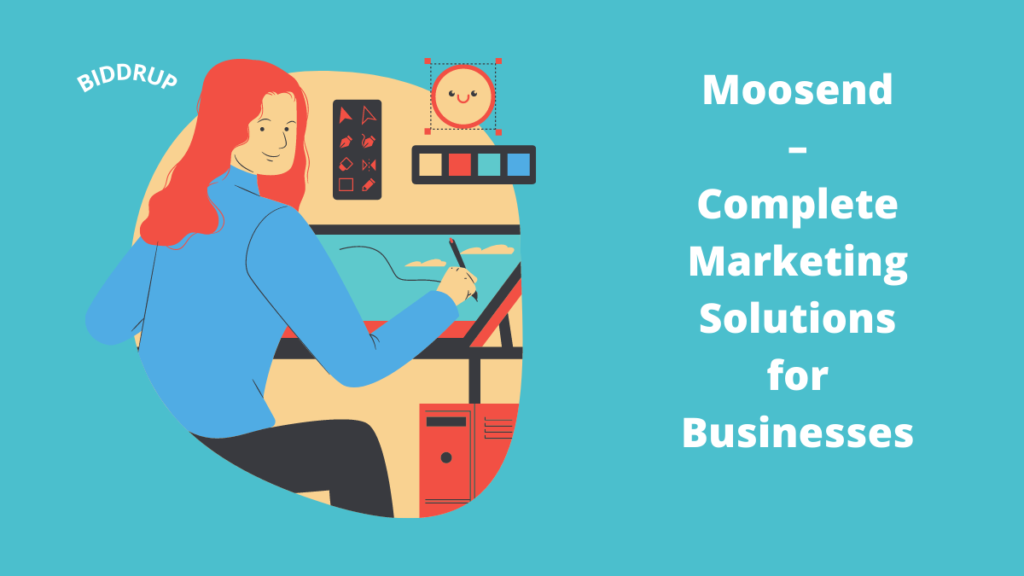 Moosend – Complete Marketing Solutions for Businesses