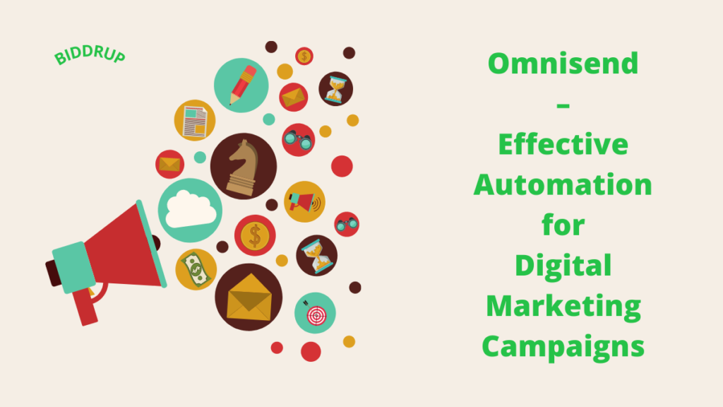 Omnisend – Effective Automation for Digital Marketing Campaigns