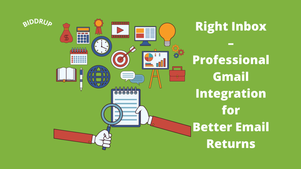 Right Inbox – Professional Gmail Integration for Better Email Returns
