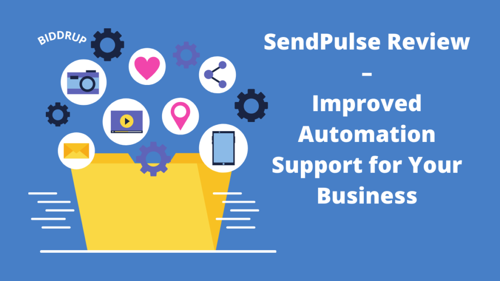 SendPulse Review – Improved Automation Support for Your Business
