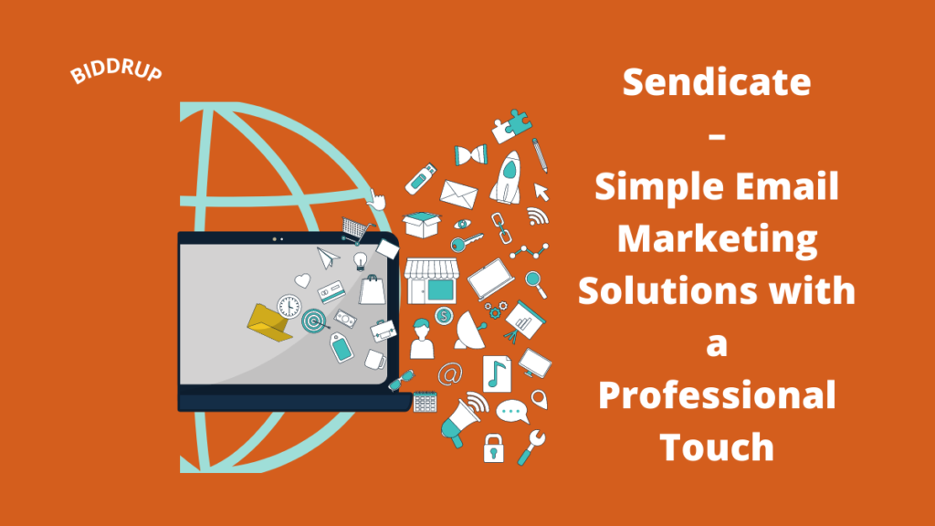 Sendicate – Simple Email Marketing Solutions with a Professional Touch