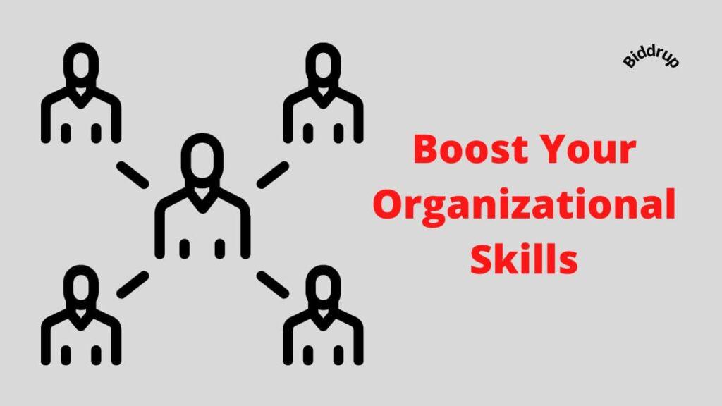 Boost Your Organizational Skills- 20 Activities to Improve and Strengthen Biddrup